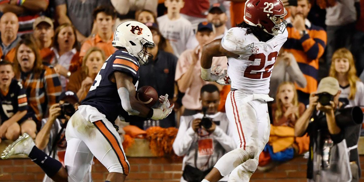 Malzahn, Auburn players react to Iron Bowl win