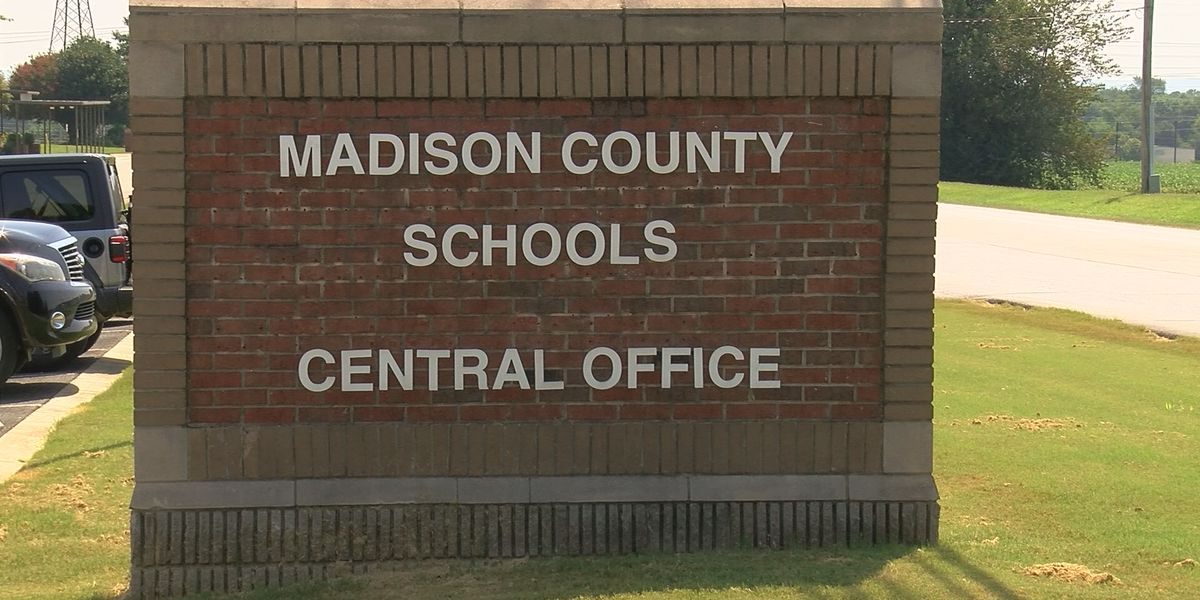Tomorrow is the first day of school for Madison County School District