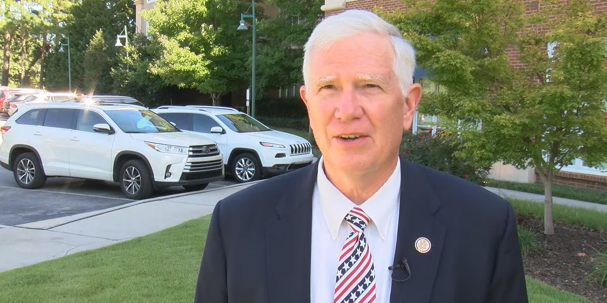 "Mo Brooks: ""There is a zero percent chance I will resign"" following last week's deadly riots"