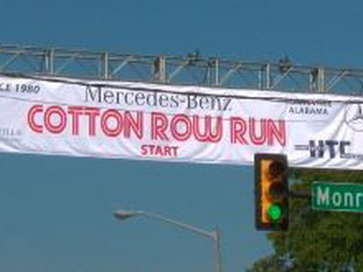 2020 Cotton Row Run canceled