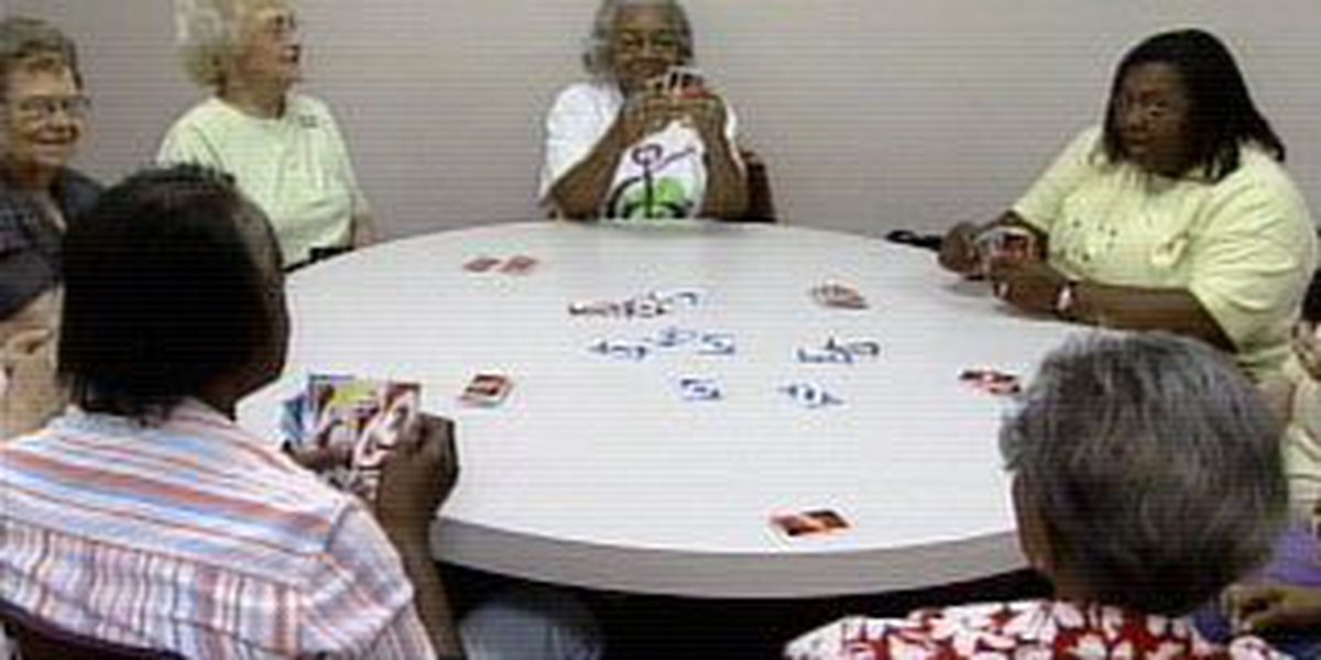 Decatur seniors have a sweet way to beat the heat