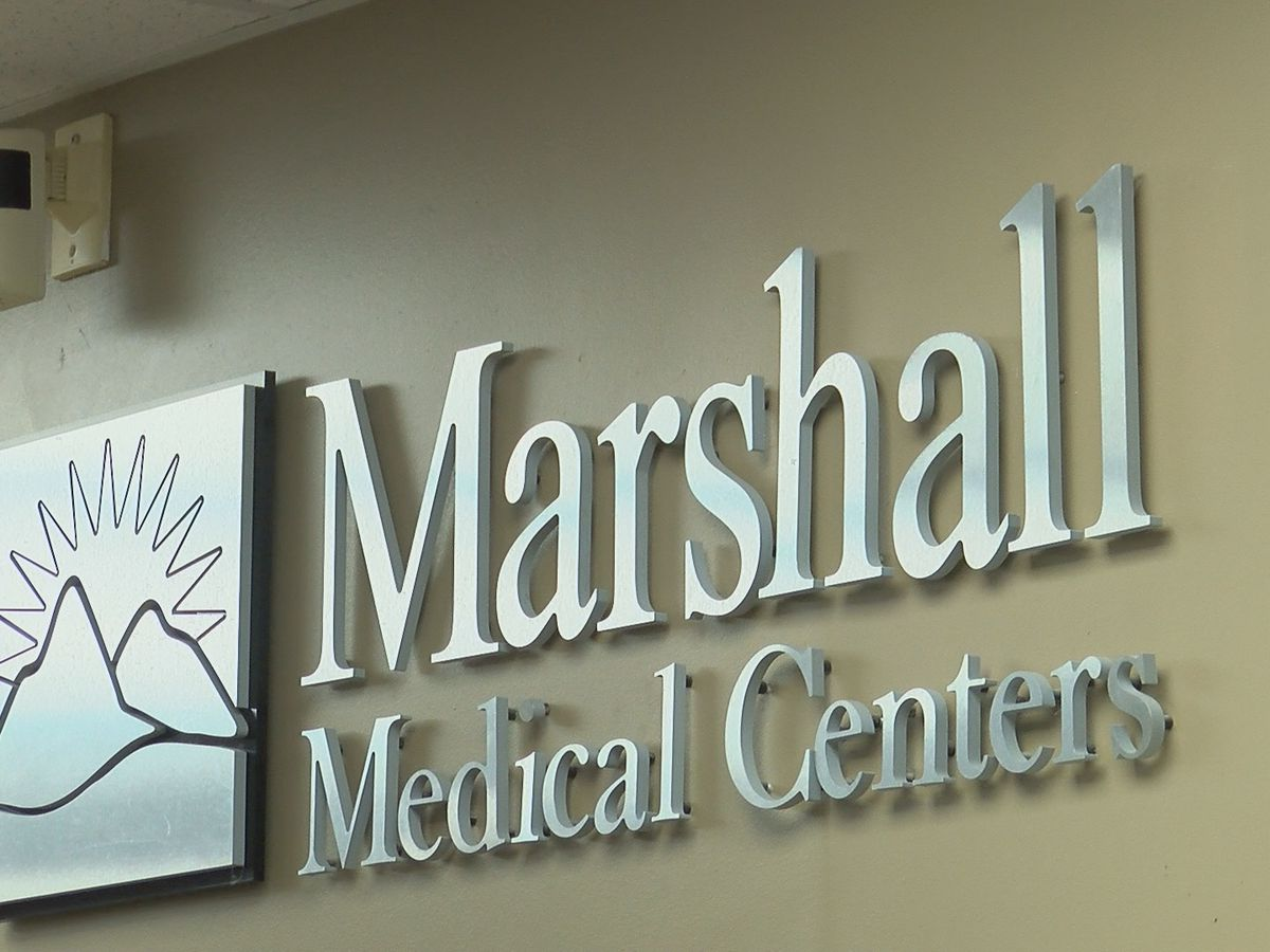 Marshall Medical Centers celebrate staff for National Hospital Week