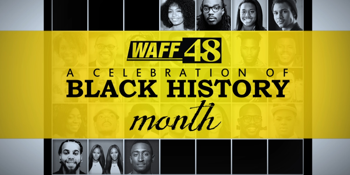Black History Month on WAFF 48