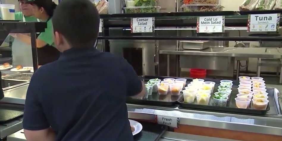 Lawmakers consider bill to stop lunch shaming, help indebted families in Conn.