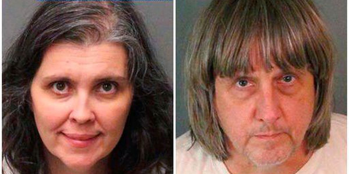 CA torture parents traveled to Huntsville for weird