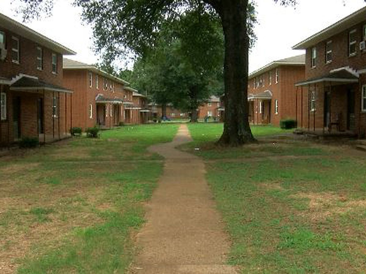 Plans underway to demolish Huntsville public housing complex