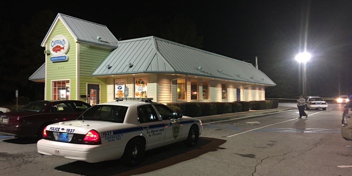 Person stabbed outside Captain D's in north Huntsville