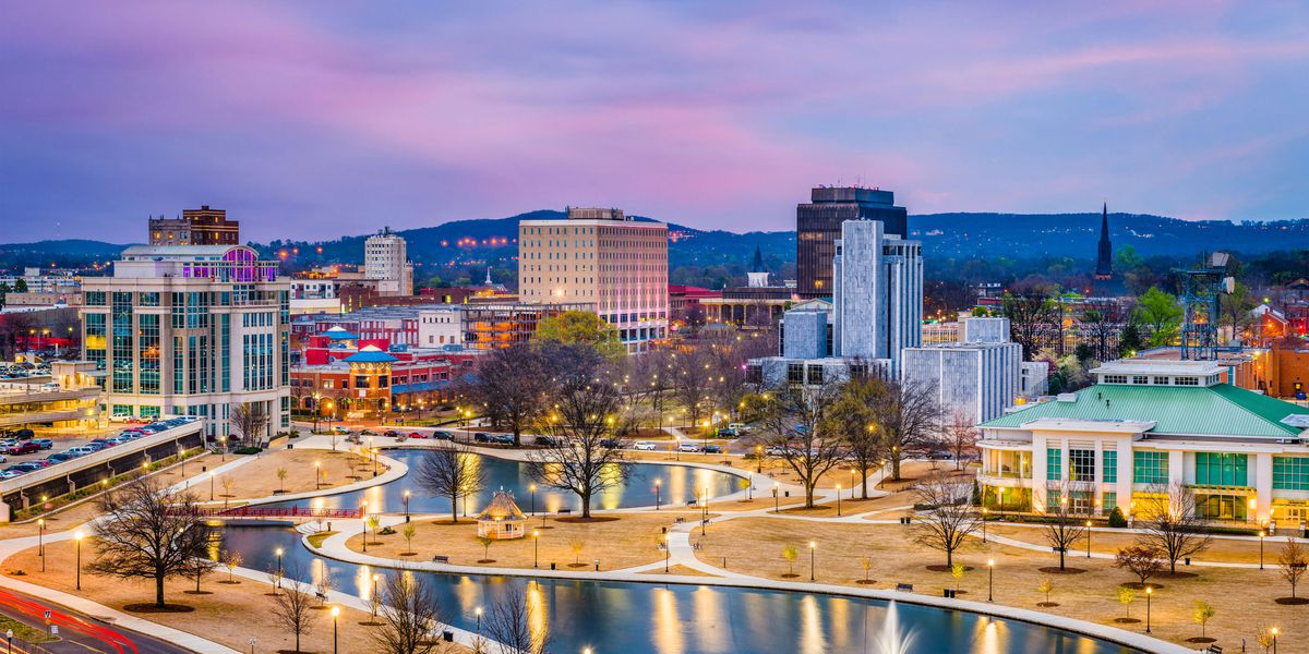 Huntsville named 4th best city in the U.S. for career opportunities by SmartAsset.com