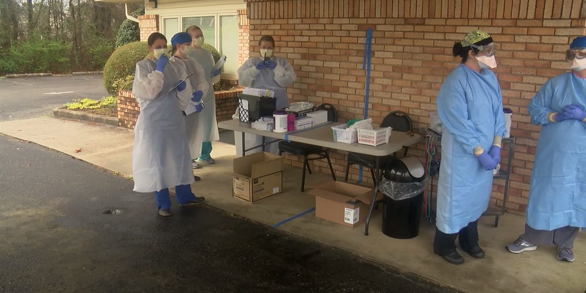 Morgan County seeing new spike in COVID-19 cases