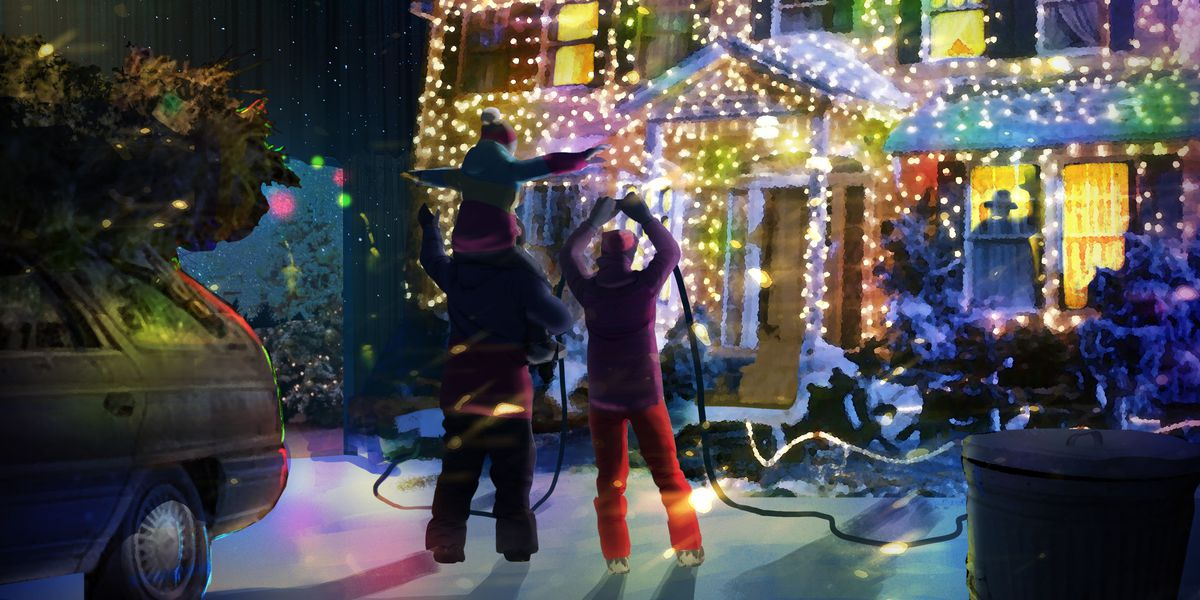 Take part in your favorite Christmas movies at Gaylord Opryland