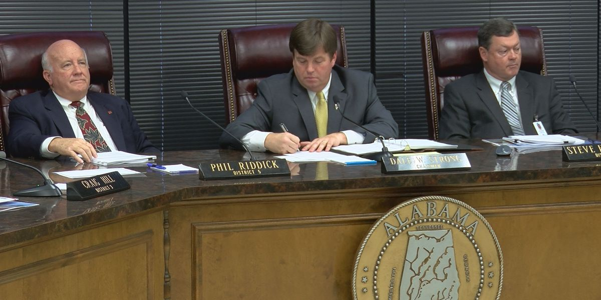 Madison County commissioners discuss $2.5 million refund