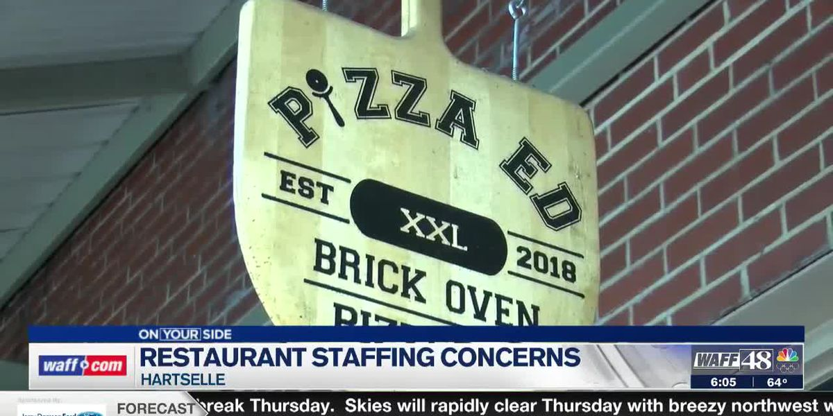 Restaurant owners struggling to find workers amid the pandemic