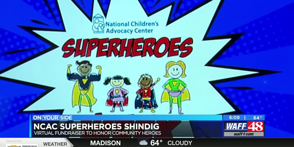 NCAC Superheroes Shindig
