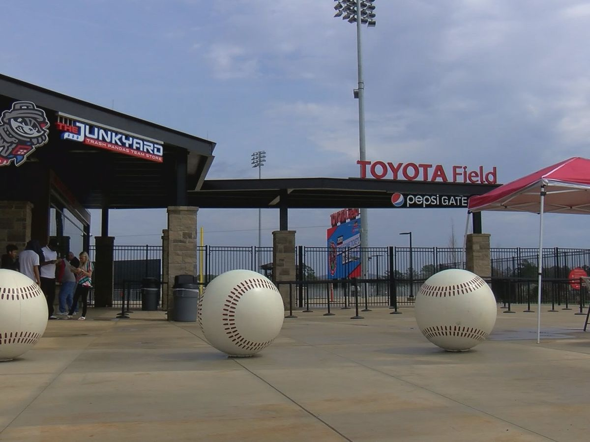 Locals celebrate Fourth of July at Toyota Field