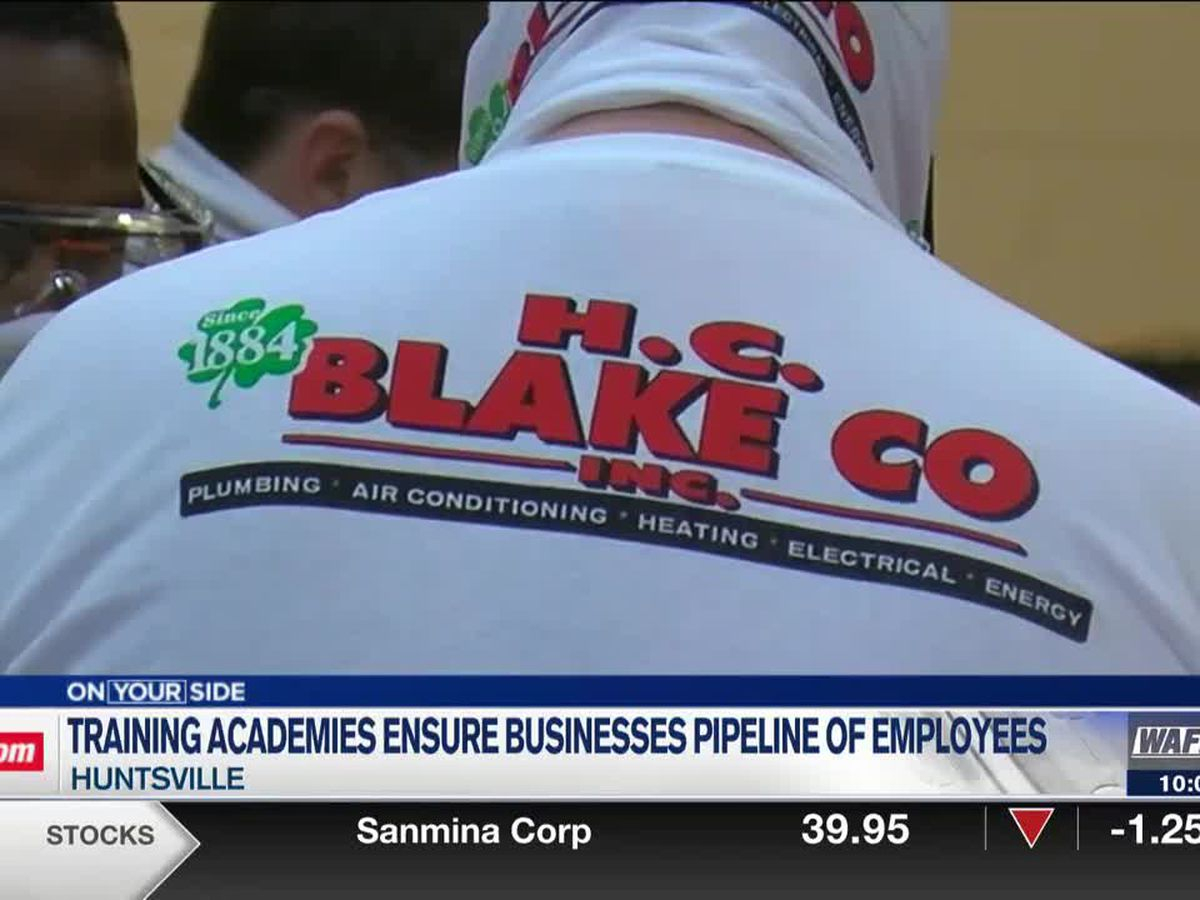 Training Academy ensures a pipeline of skilled workers for Huntsville businesses