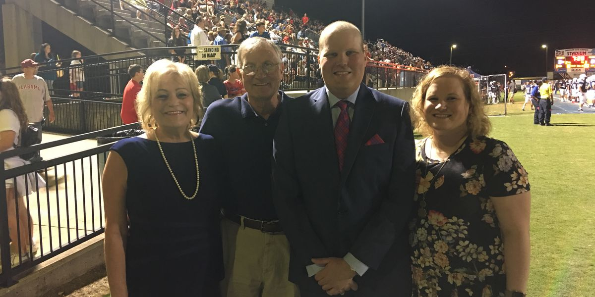 #StroudStrong: WAFF's Allen Stroud inducted into Bob Jones High School Hall of Fame