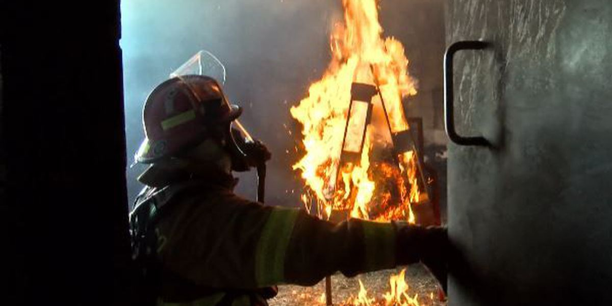 Closing doors could save your life in a fire