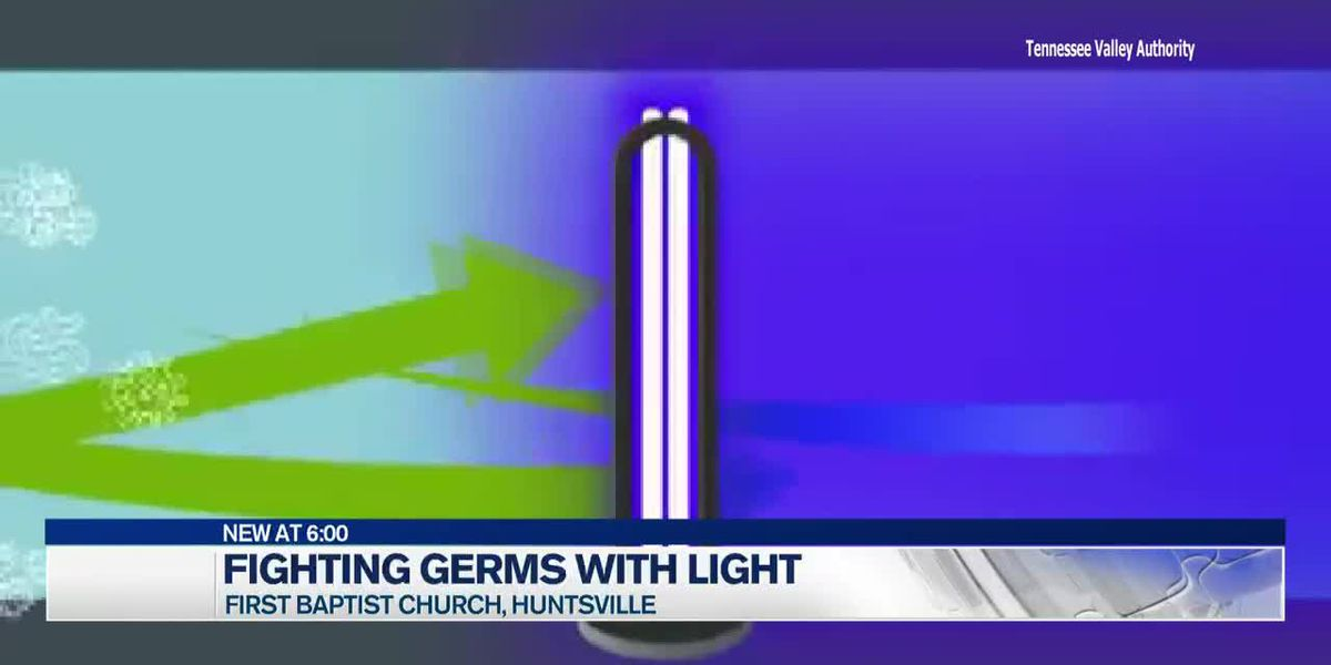 First Baptist Church of Huntsville has UV-C lights installed; returning to in-person worship