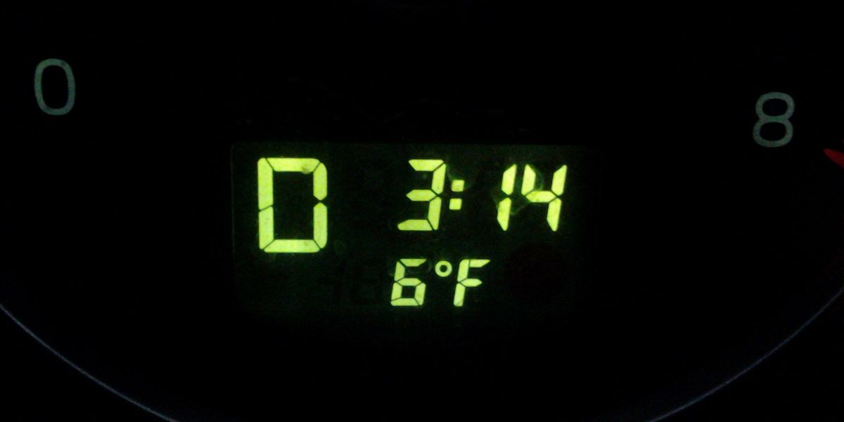 Yes, It's That Cold Outside This Morning In The Valley