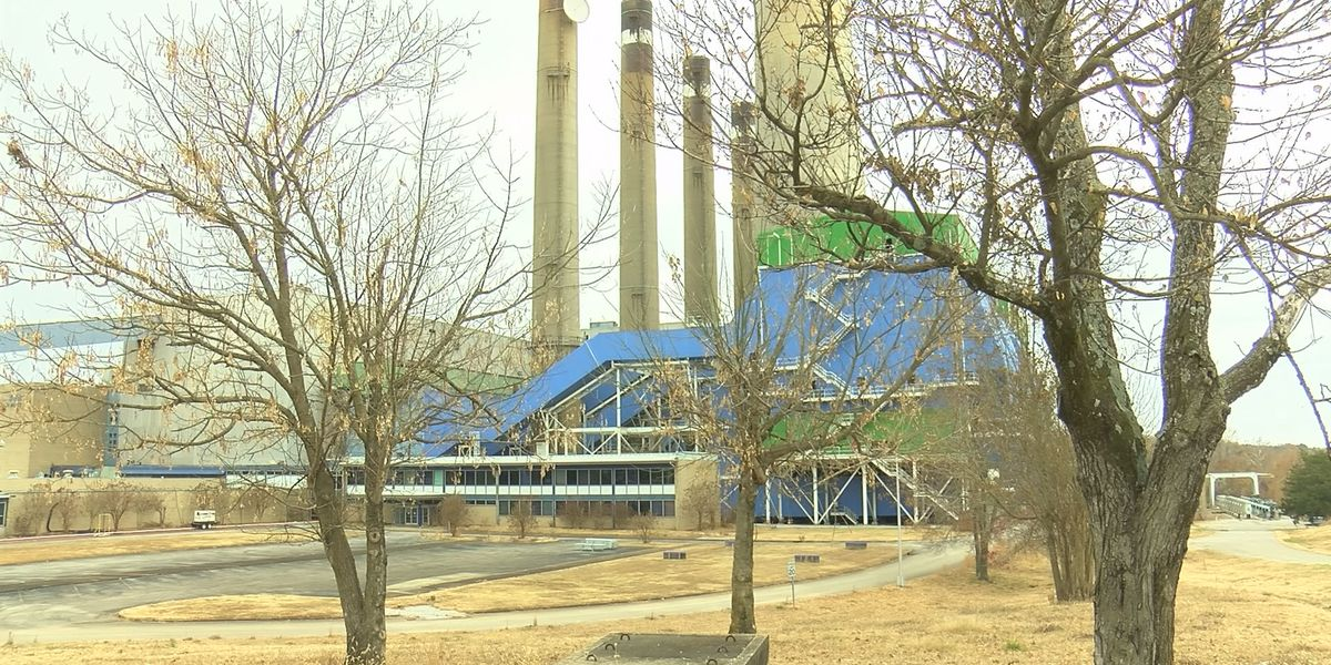 Former Colbert County fossil plant will be demolished, redeveloped in next few years
