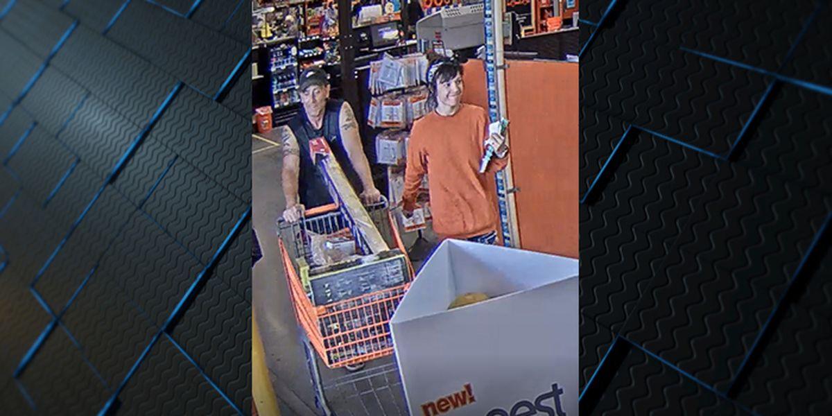 Crime Stoppers: Fraudulent credit card used at Huntsville Home Depot