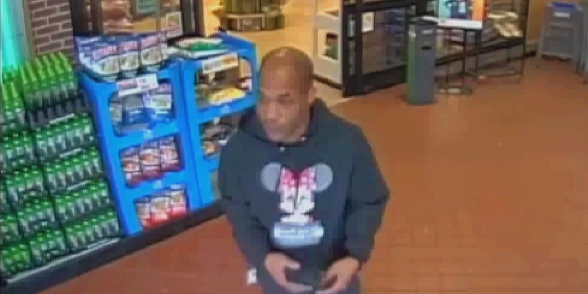 Crime Stoppers: Grocery thief foiled by shopping cart wheels