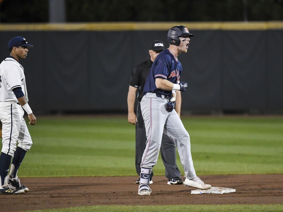 Auburn baseball finishes season in Top 10