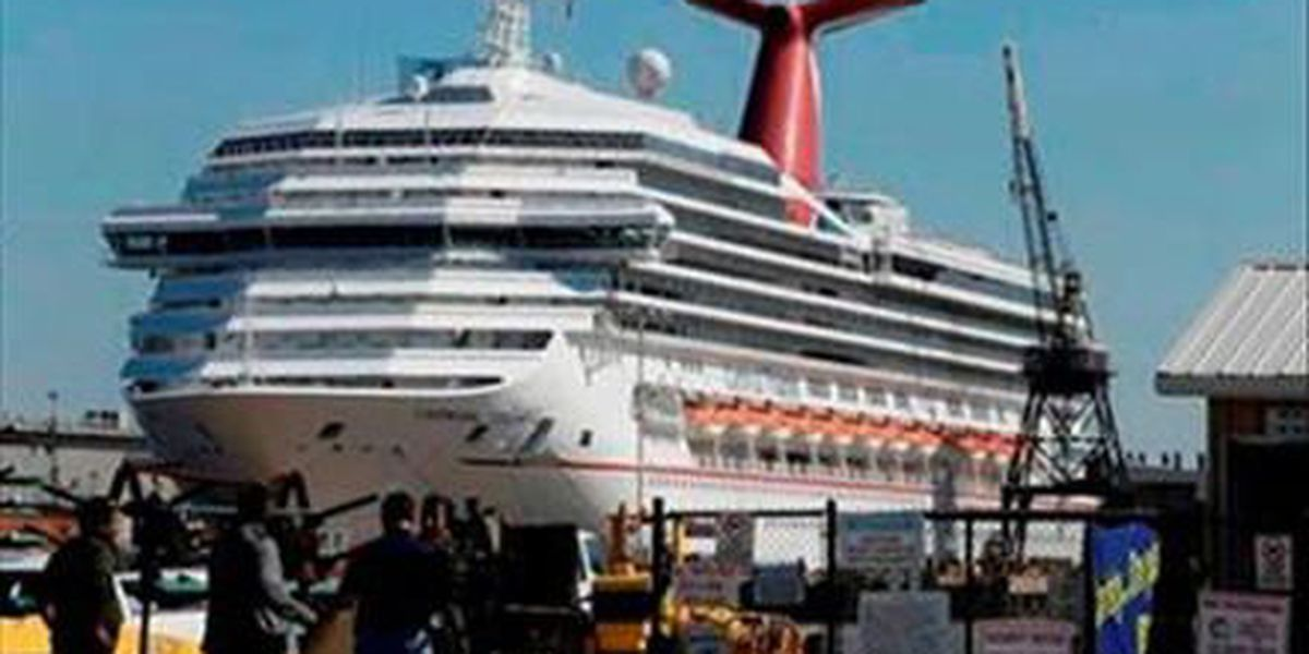 Carnival cruise ship to continue docking in Mobile