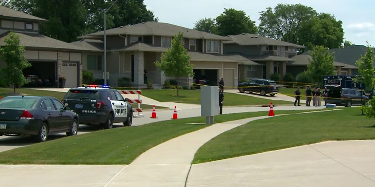 4 bodies found inside Iowa home
