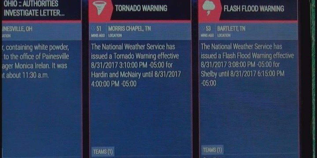 Marshall County EMA looking at app-based weather warning system for residents