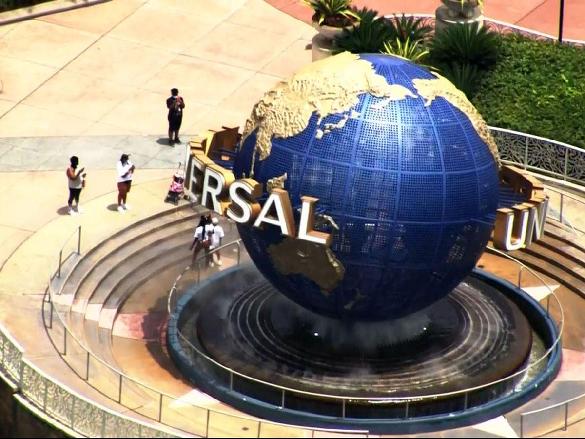 Universal Orlando Resort to no longer require masks outdoors