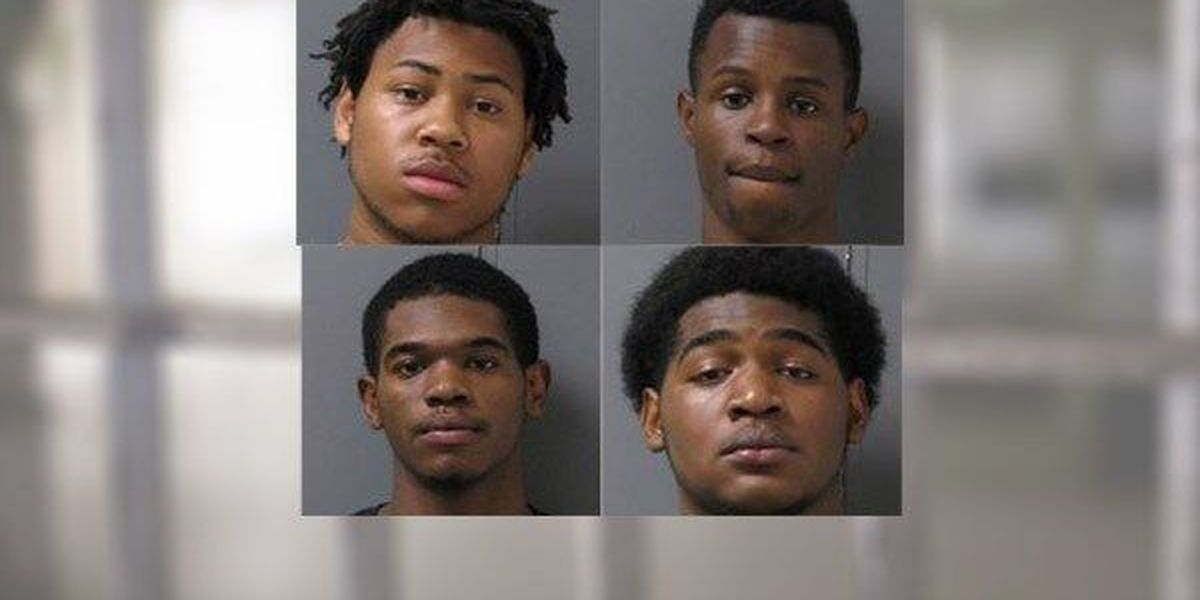 Decatur police charge 4 suspects in string of crimes with second murder
