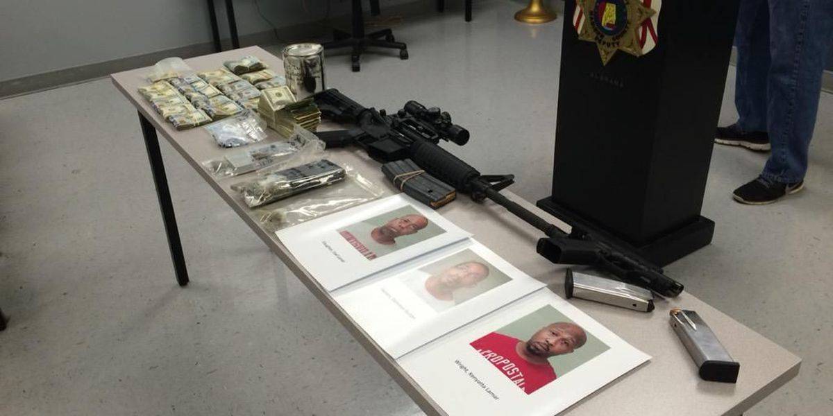'Divine intervention' leads to Madison County drug bust