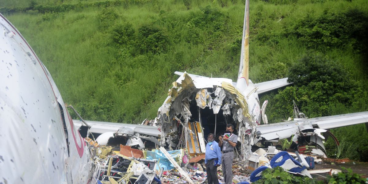 Survivors of deadly India crash say plane swayed violently