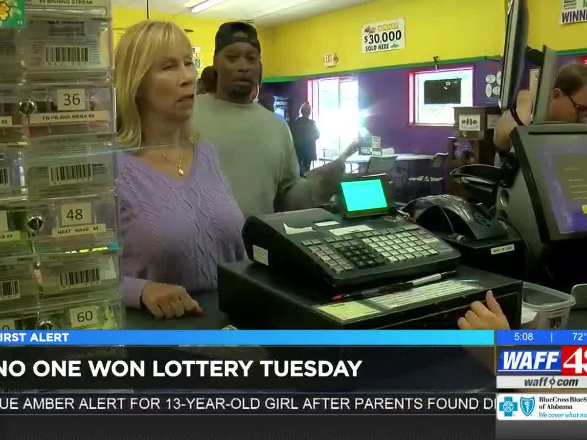 Alabamians flock to Tennessee for lottery tickets