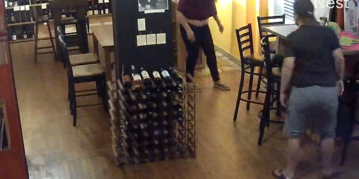 Woman attacked inside Huntsville wine bar; assault captured on camera