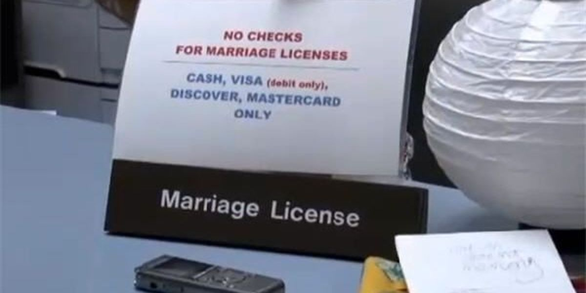Alabama Senate approves bill to change marriage licenses.