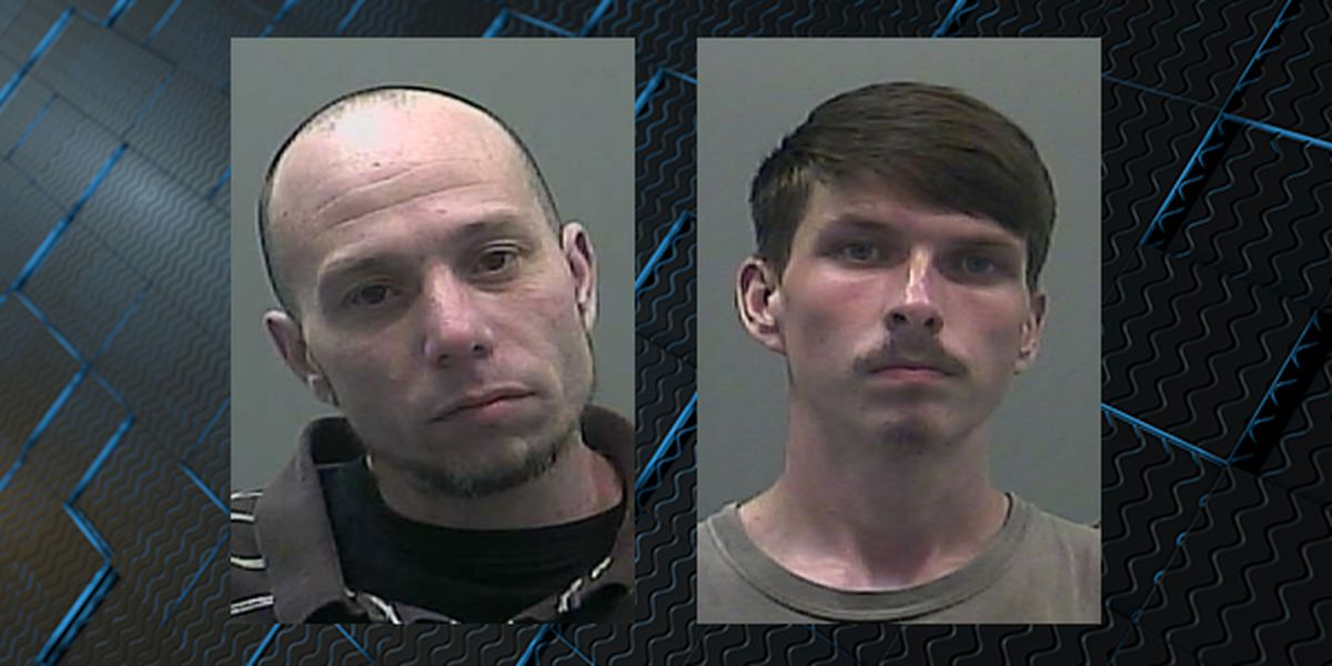 2 arrested in string of overnight business burglaries in Limestone County