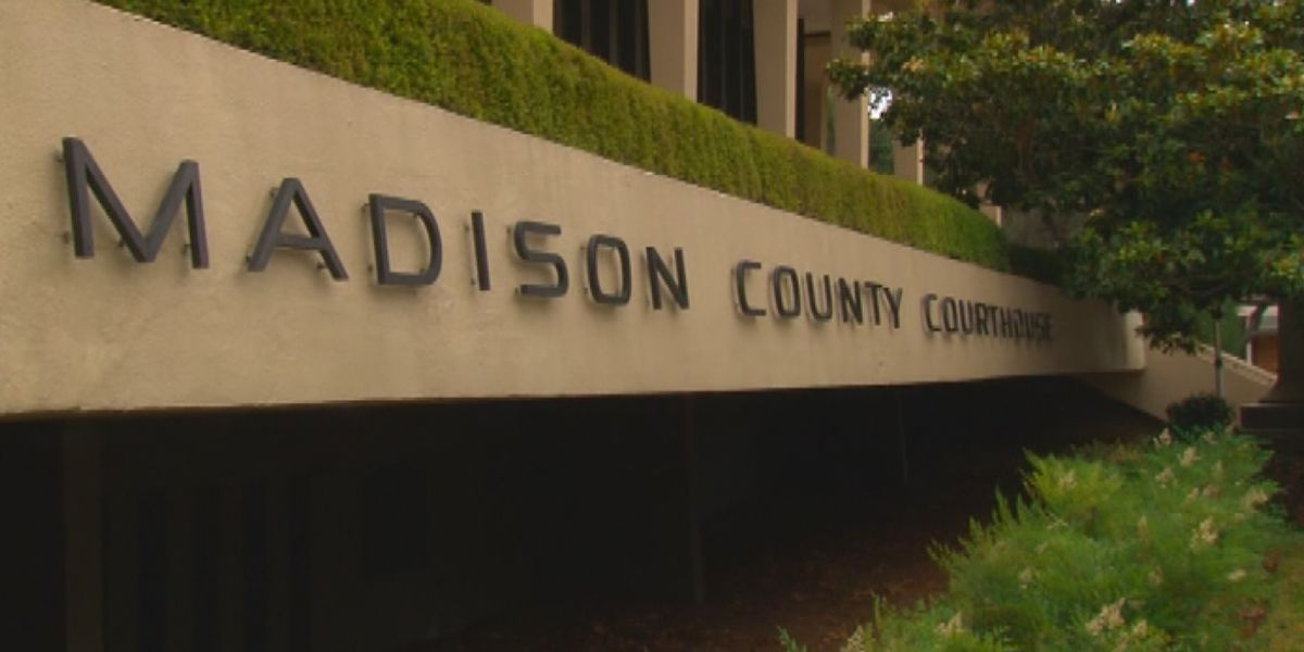 Madison County jury trials suspended until 2021