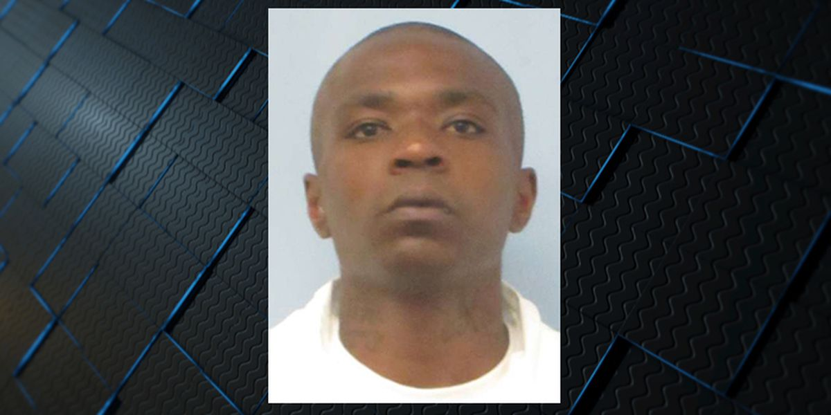 Escaped Colbert County work release inmate recaptured