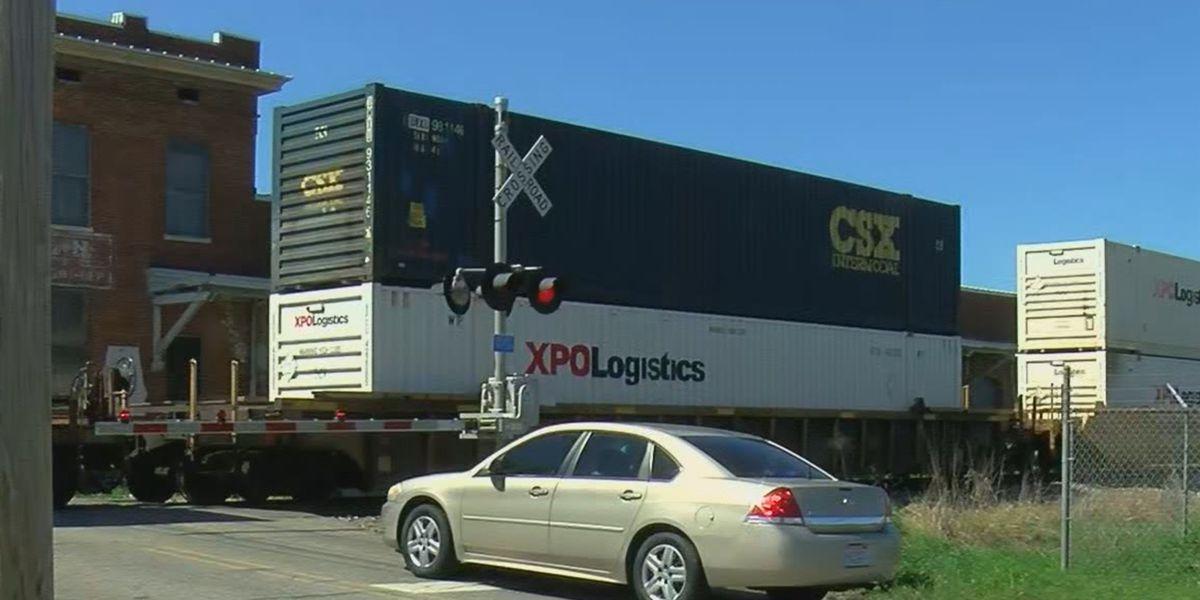 Limestone County Coroner identifies 2 victims killed by train