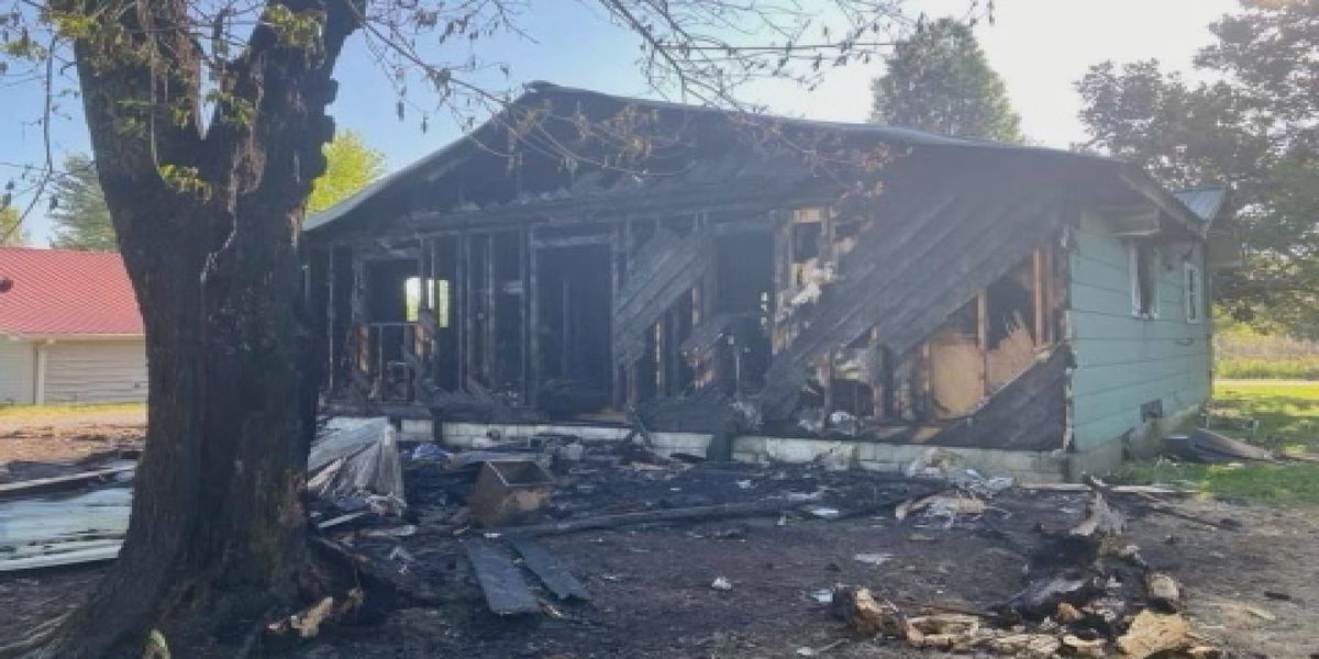 Dutton community comes together to help family who lost home, three dogs in fire