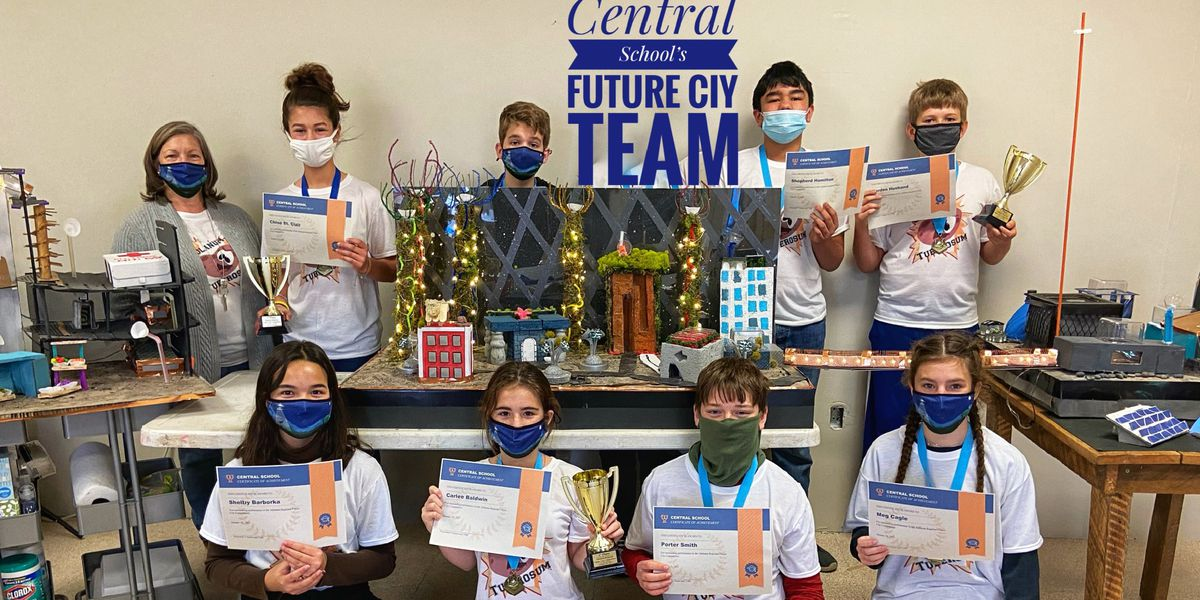 Madison county middle school students win regional competition