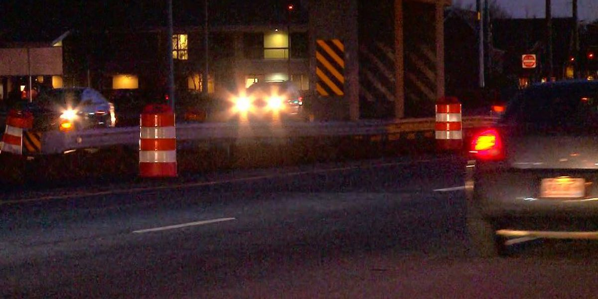 FIRST ALERT: Expect delays along S. Memorial Parkway as road work begins--More on WAFF 48 News Today