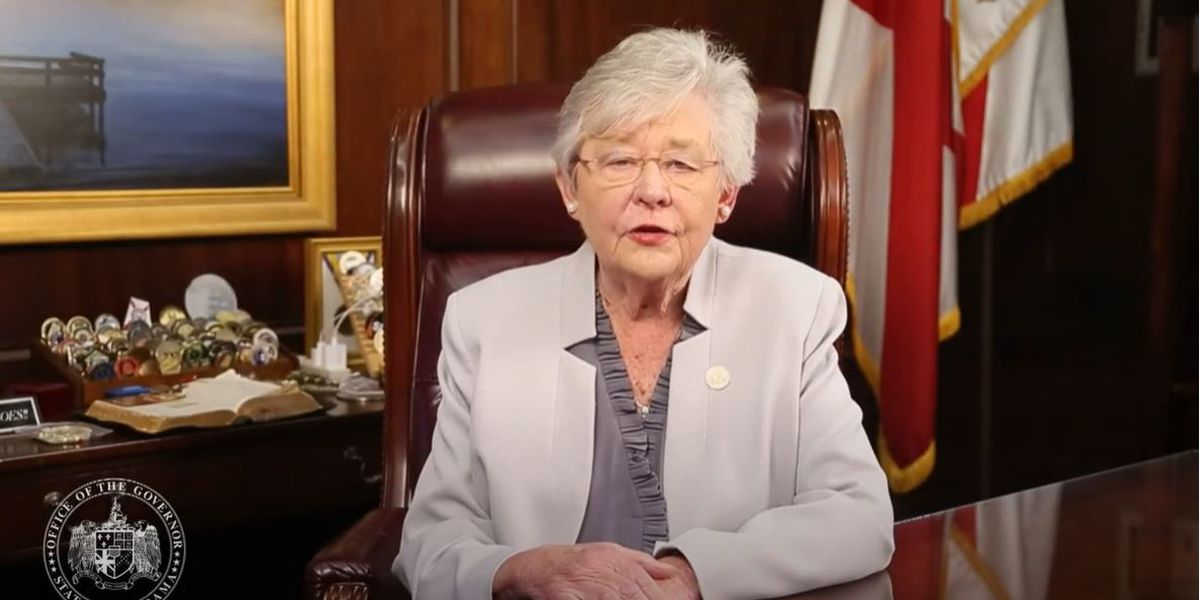 Gov. Ivey awards grants to assist domestic violence victims in North Alabama