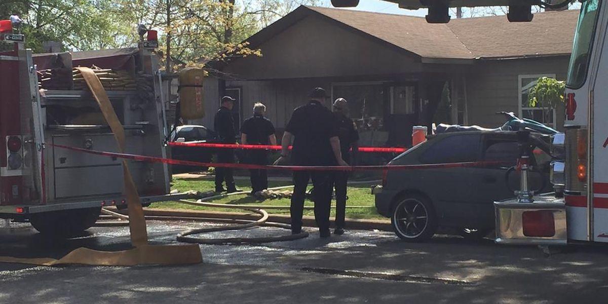 FIRST ALERT: 3 taken into custody following Fernbrook Drive house fire on WAFF 48 News Today