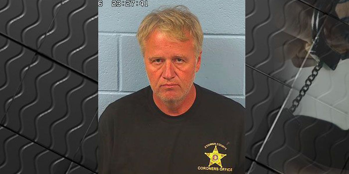Etowah County coroner accused of stealing drugs from death