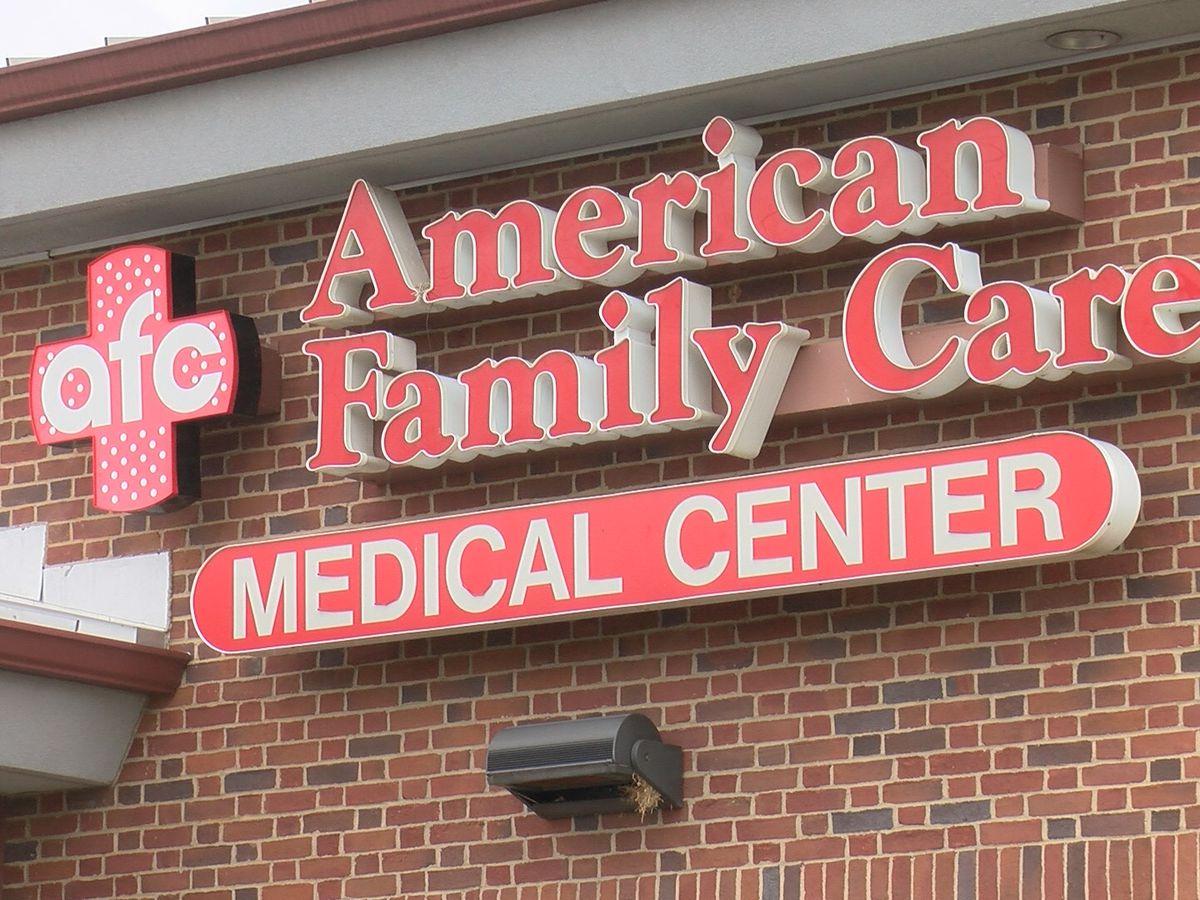 Urgent care seeing decline in patients