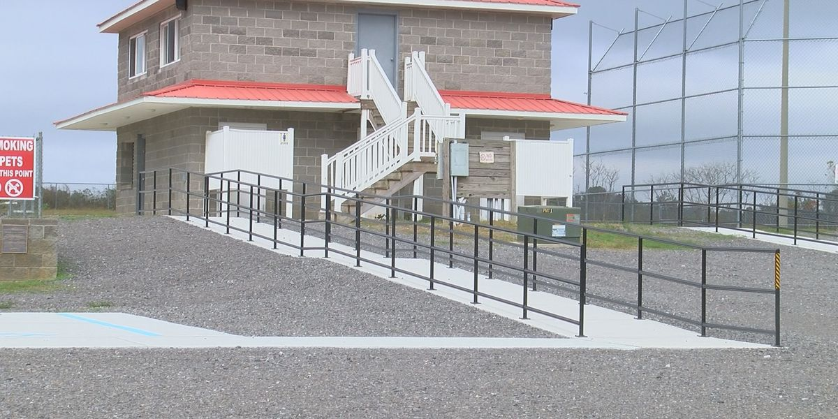 Section Sports Complex now ADA accessible thanks to new grant