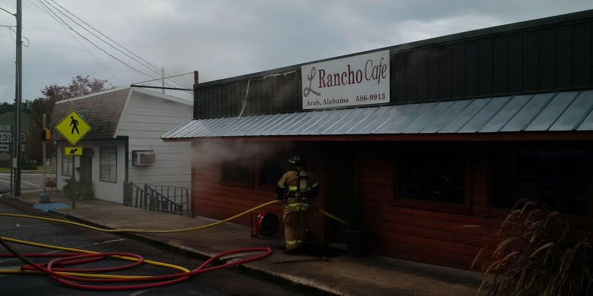 WATCH WAFF: HPD investigating theft from local coffee shop; Police investigating fire at Arab restaurant